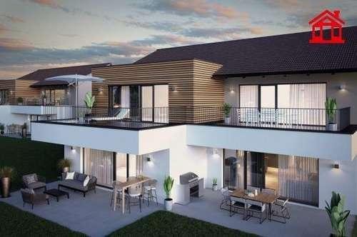 ERSTBEZUG: Moderne Terrassenwohnung nähe Lieboch/ Haus 1 Top 5