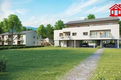 ERSTBEZUG: Exklusive Eigentumswohnung in Wagna/Leibnitz