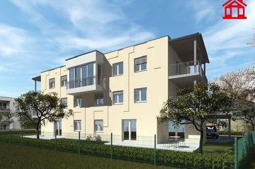 Neubau: Eigentumswohnung in Graz Liebenau/ Top 7