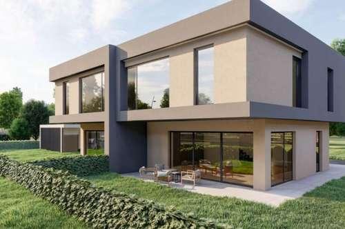 Hochwertige und Moderne Doppelhaushälfte in Dobl - Muttendorf