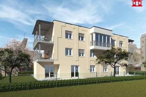 Neubau: Gartenwohnung in Graz Liebenau/ Top 1