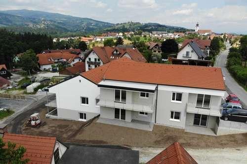 Neubau: Gemütliche Eigentumswohnung in St. Stefan ob Stainz