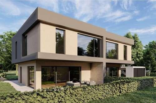 Hochwertige Ausstattung: Neue Doppelhaushälfte in Dobl - Muttendorf