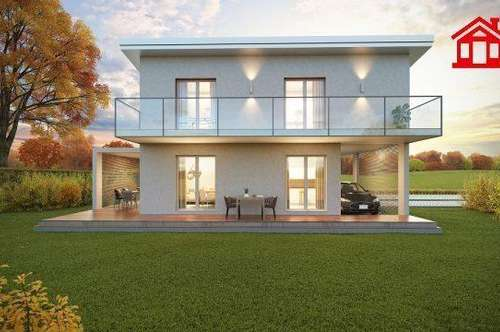 Neubau Einfamilienhaus in St. Josef (Weststeiermark)