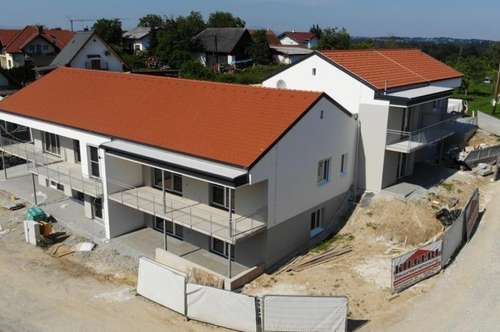 ERSTBEZUG: Mietwohnung in zentraler Aussichtslage