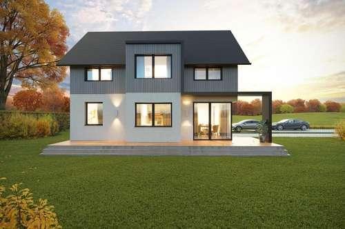 Neubau: Einfamilienhaus in Schirning