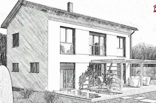 ERSTBEZUG: Großzügiges Einfamilienhaus in Hitzendorf