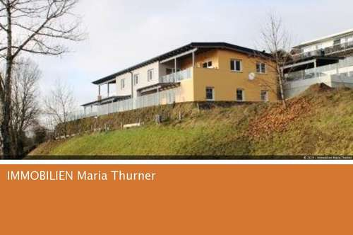 Leistbare Wohnung mit drei Zimmer, Garten und Terrasse - Neubau in Obermillstatt