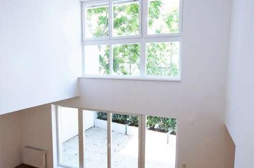 SERVITENGASSE TOPANGEBOT nur € 5300/m² - Maisonette - 3 Terrassen auf Gartenebene - 150m² Wfl, 4 Zimmer, Ruhelage