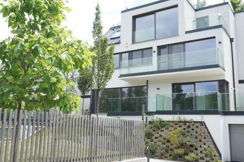 A place near heaven - on top of Neustift: Invest in a modern exclusive family home with garden and garage