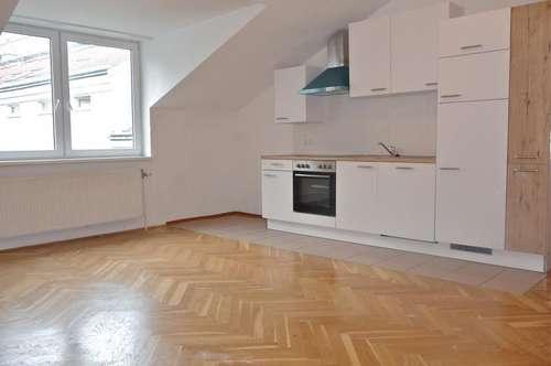 Ruhige 3-Zimmer DG-Wohnung mit einer tollen Infrastruktur *U4 vor der Tür! Nahe zu Schloss Schönbrunn