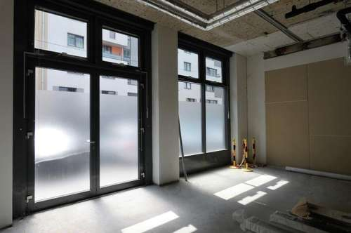 Geschäftslokal 122 m² - Brigitta Passage