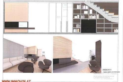 ++ Familien- & Innen-Designtraum: TERRASSEN-Maisonette, 2 KFZ-Carports