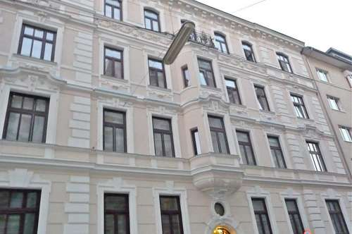 Vollmöbilierte 2- Zimmer Wohnung in einem restaurierten Gründerzeithaus in 1040* Nahe Karlsplatz!