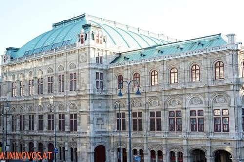 Wien, INNERE STADT - die beste Adresse für Ihr Luxusinvestment! 2 Altbau-Großwohnungen in absoluter Staatsopernähe!