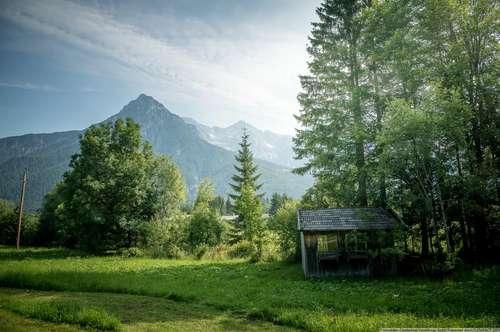 Neubau: Tiroler Chalet in St. Ulrich am Pillersee