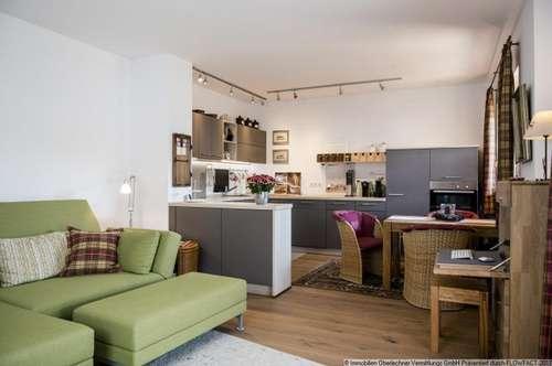 Landhaus Prama: Sonnige 2-Zimmer Wohnung in bester Höhenlage - Sonnseite