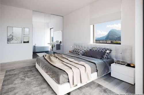 Wohnen in Zell: 4-Zimmer-Wohnung Top A7
