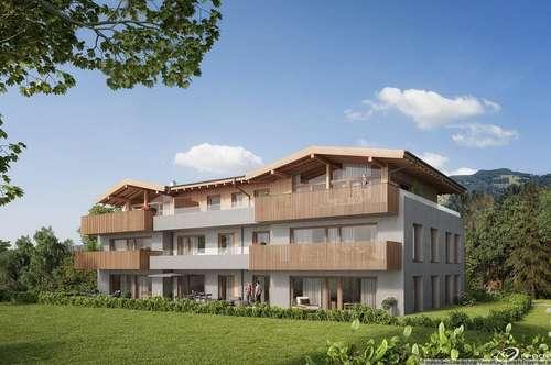 NEU: Sonnige 3-Zimmer Wohnung in Hopfgarten