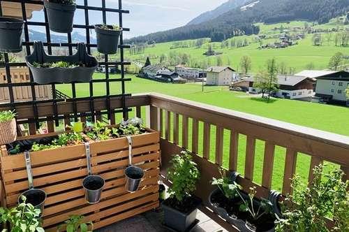 Westendorf: Stilvoll eingerichtete Wohnung in sonniger Lage
