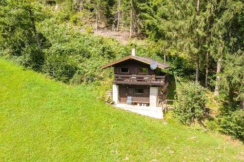 Hütte in Alleinlage im Zillertal zu verpachten