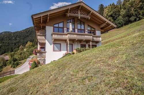 Wohnung mit Traumblick im Zillertal