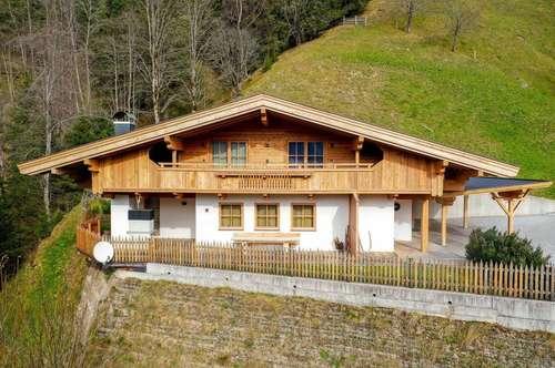 Chalet im Alpbachtal zu verkaufen // Freizeitwohnsitz