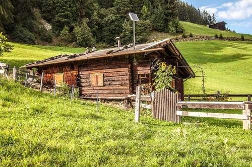 Urige Skihütte über die Wintersaison zu vermieten