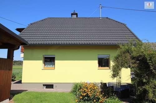 Saniertes schönes 100m² Wohnhaus mit Doppelcarport in Grafenstein