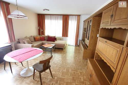 Schöne möblierte 2 Zimmer Wohnung mit Balkon in Ratzendorf - Maria Saal