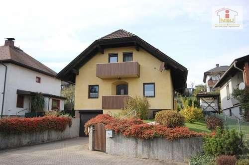 Sehr gepflegtes, tolles Einfamilienwohnhaus 130 m²mit Garage in Villach Stadt