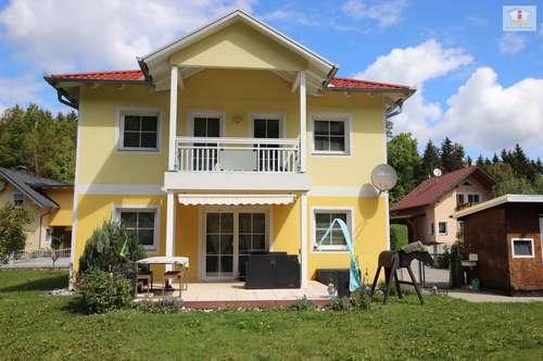 Neuwertiges schönes 115m² Wohnhaus mit 736m² Grund in Moosburg
