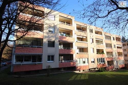 3 Zimmer Wohnung 85m² am Spitalberg mit Traumaussicht am Waldrand!