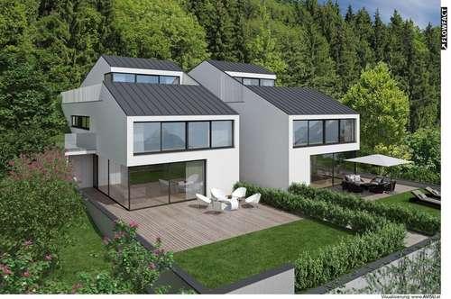 "Penthouse/Villa ""Magic Twins"" in Premiumlage Salzburg"