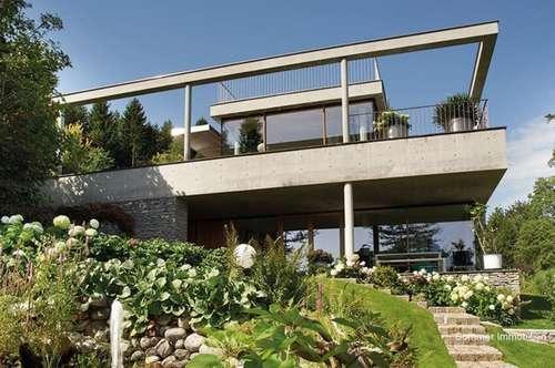 Architekturjuwel mit Seeblick am Traunsee im Salzkammergut