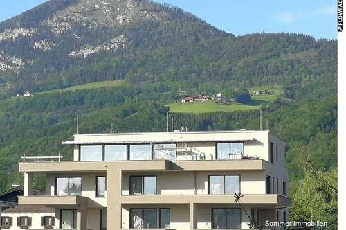 ERSTBEZUG 3-Zi-Gartentraumwohnung Salzburg-Aigen