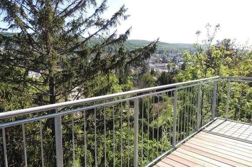 3400 Klosterneuburg, Zentrum, Villenruhelage, saniertes Jahrhundertwendehaus 145,19m2 Wohnfläche plus 25m2 Balkon/Terrassen Euro 2.237,32 inkl. BK/10%