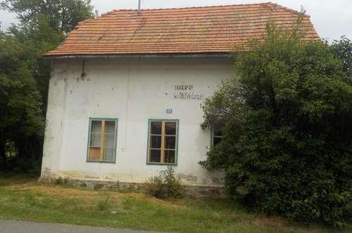Verkauft!!9463 Reichenfels  Sanierungsbedürftiges Einfamilienhaus