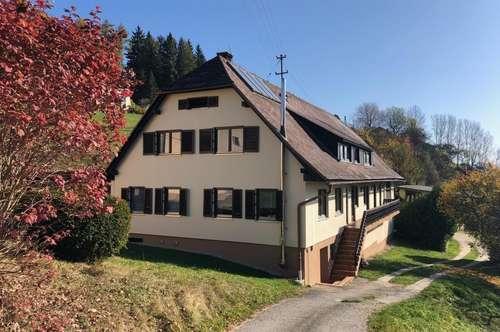 9463 Reichenfels/Weitenbach  Wünderschönes Landhaus zu mieten