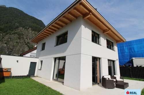 Neubau Einfamilienhaus in schöner Siedlungslage von Umhausen!