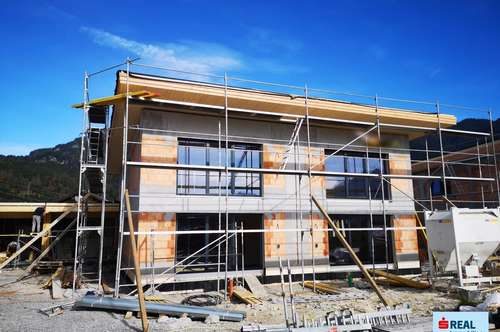 Neubau! Doppelhaushälften in Pflach – Nähe Reutte!