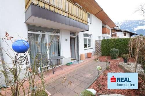 2- bis 3-Zimmer-Wohnung, Garten, Terrasse, Untermieming