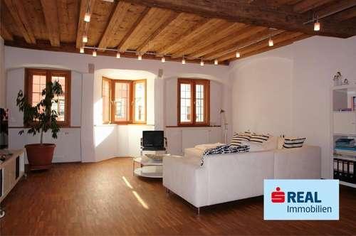 Rattenberg – Luxuriöse 3 Zimmer Wohnung in historischem Gebäude!