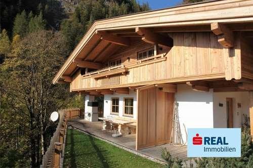 Alpbach – Wunderschönes Chalet mit 2 Wohneinheiten in außergewöhnlicher Panoramalage und Freizeitwohnsitzwidmung!