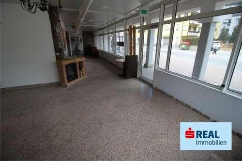Geschäftseinheit / Gastronomie im Zentrum von Steinach am Brenner zum Verkauf