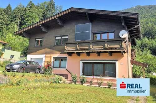 Gemütliches Ein/Zwei-Familienhaus in Wiesing