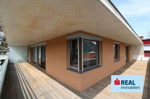 Neuwertige Penthouse-Wohnung zur Miete in Imst-Zentrum!