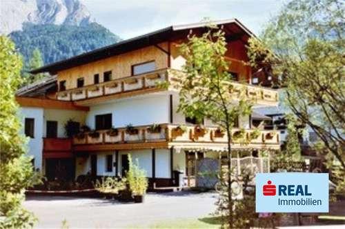 Schöne 4-Zimmer-Wohnung in Biberwier!