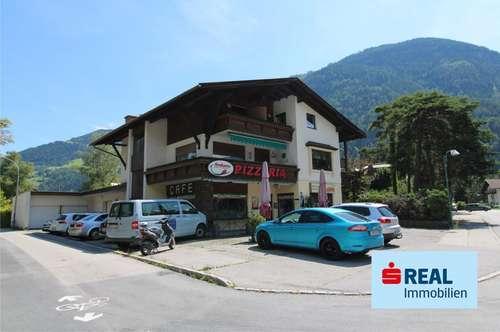 Wohn- und Geschäftsgebäude in optimaler Lage von Ötztal Bahnhof!