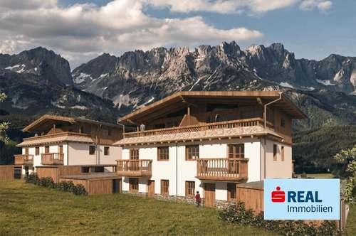 Ellmau – Neubau Haus 2 mit Traumpanorama in den Kitzbüheler Alpen